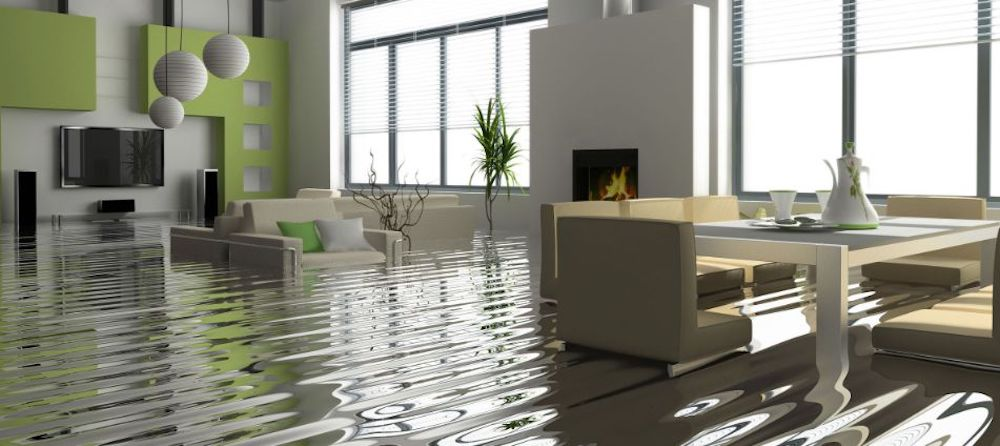 Water Damage Restoration in Lebanon, MI (2588)